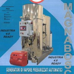 Generatori di vapore 4.0