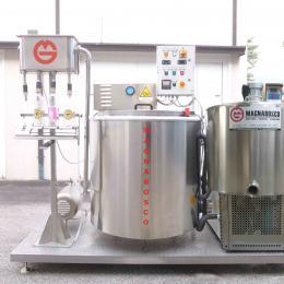 Plane usine de production de lait modèle alimentaire BP