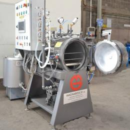 Autoclaves de laboratoire