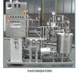 Pasteurizing