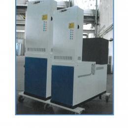 Generatore di vapore elettrico inox duplex su ruote