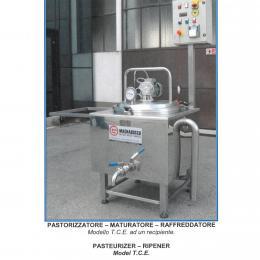 Pasteurizer - ripener