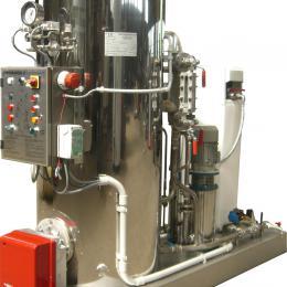 Generatori di vapore usati